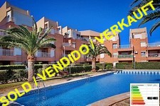 New built flat in Denia
