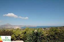 villa with stunning sea view in Javea