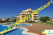 Luxury apartment in Oliva Nova Golf Resort