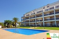 Luxury beach apartment in Denia