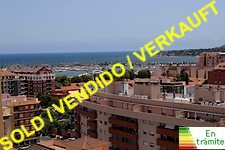 penthouse in the center of denia