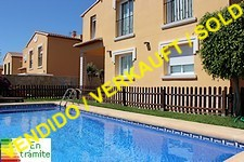 detached villa with pool in beniarbeig (alicante)