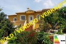 denia: country home outside La Sella Golf Resort