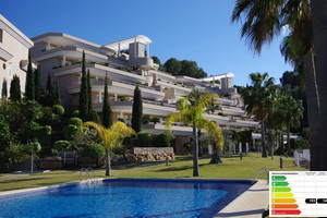 luxury apartment on La Sella Golf Resort