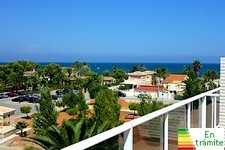 beachside penthouse in denia