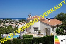 immaculate sea view villa in denia