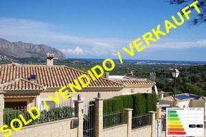 Luxury villa in Orba (Costa Blanca)