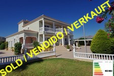 Luxury finca in Pedreguer