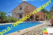 country house in Denia