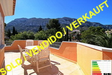 stylish apartment in denia
