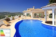 Luxusvilla in Moraira