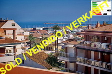 sea-view penthouse in denia