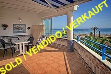 beach apartment with sea view in denia