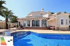 Elegante Luxusvilla mit Super-Meerblick in Denia