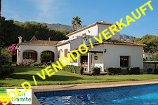 Villa in Denia, Las Rotas