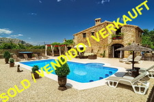 stunning character finca in quiet location near Pedreguer